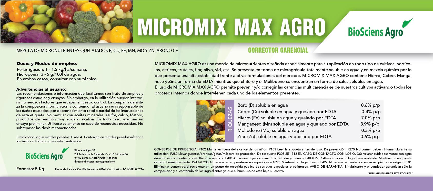 7b8b563f4 Biosciens Agro - Suministro de productos necesarios para agricultores.